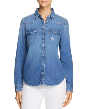 ULTIMATE WESTERN DENIM SHIRT
