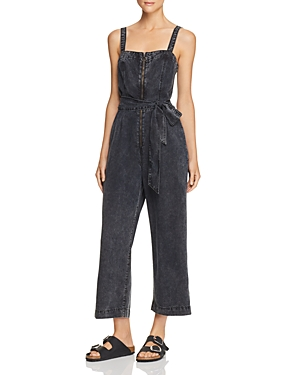 Paige Dagny Chambray Jumpsuit