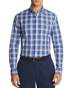 Vineyard Vines - Ash Creek Plaid Slim Fit Button-Down Shirt