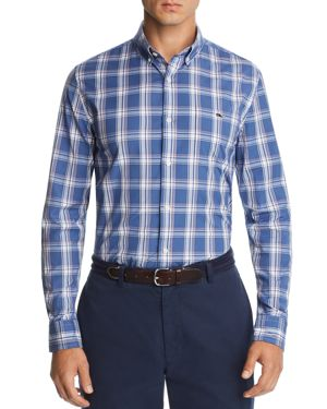 Vineyard Vines Ash Creek Plaid Slim Fit Button-Down Shirt