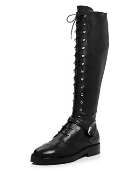Tabitha Simmons - Women's Alfri Leather Lace Up Boots