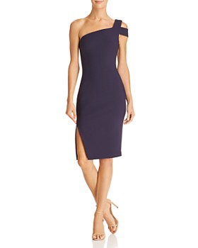 64497d55 Navy Blue Dress - Bloomingdale's