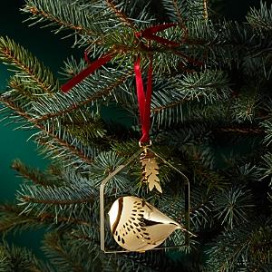 Georg Jensen 24K Gold-Plated Christmas Mobile Ornament