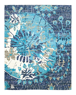 Solo Rugs Modern 11 Hand-Knotted Area Rug, 12' 1 x 15'