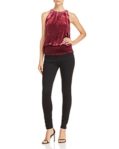 Ramy Brook - Lauren Velvet Top - 100% Exclusive