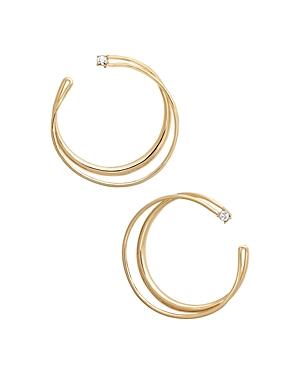 Baublebar Fiona Hoop Earrings
