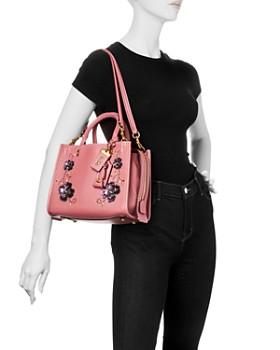 COACH - 1941 Rogue 25 Large Leather Shoulder Bag