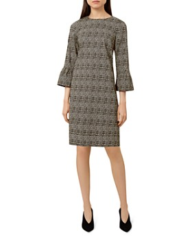 HOBBS LONDON - Shelby Glen Plaid Shift Dress