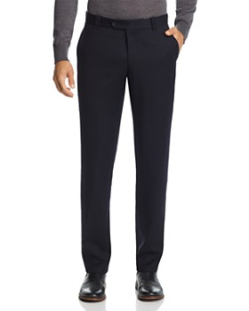 The Men's Store at Bloomingdale's - Twill Tailored Fit Dress Pants - 100% Exclusive