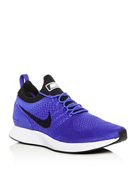 Nike - Men's Air Zoom Mariah Flyknit Racer Lace-Up Sneakers