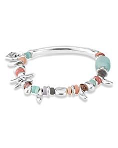 Uno de 50 - In My Mind Multicolor Stretch Bracelet