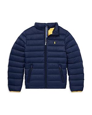 Polo Ralph Lauren Boys Lightweight Packable Puffer Jacket  Big Kid