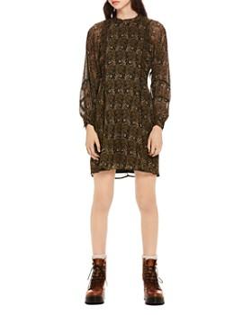 Scotch & Soda - Paisley Print Dress