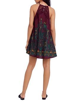 Free People - Shea Printed Mini Dress