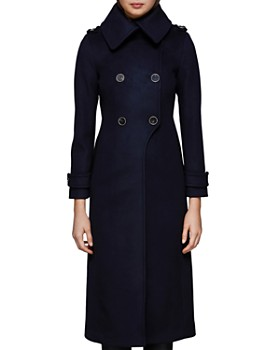 Mackage - Elodie Military Maxi Coat