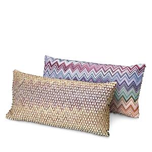 Missoni Jarris Jamilena Decorative Pillow, 12 x 24