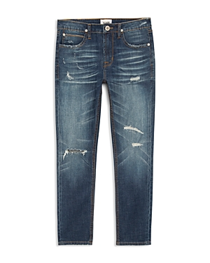 Hudson Boys Jude SlimFit Distressed Jeans  Little Kid