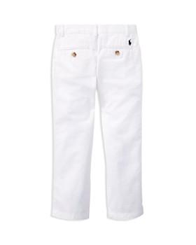 Ralph Lauren - Boys' Slim-Fit Cotton Pants - Little Kid