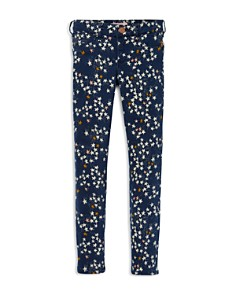Scotch R'Belle - Girls' Star-Print Skinny-Fit Pants - Little Kid, Big Kid