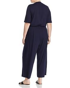 Eileen Fisher Plus - Wide-Leg Jumpsuit