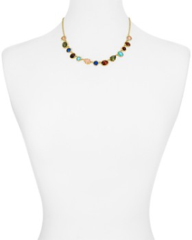 """kate spade new york - Multicolor Stone Necklace, 17"""""""