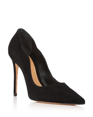 Monaliza Pointed Toe Suede