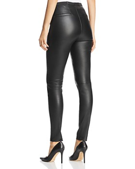 BAGATELLE.CITY - Stretch Leather Leggings
