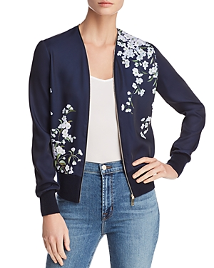 Ted Baker Elmino Graceful Zip Cardigan - 100% Exclusive
