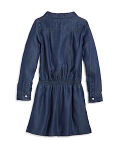 DL1961 - Girls' London Chambray Shirt Dress - Big Kid