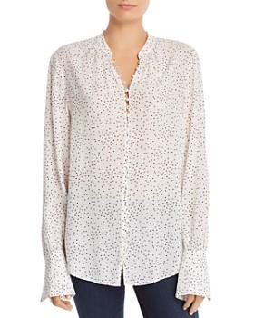 Joie - Tariana Heart-Print Shirt
