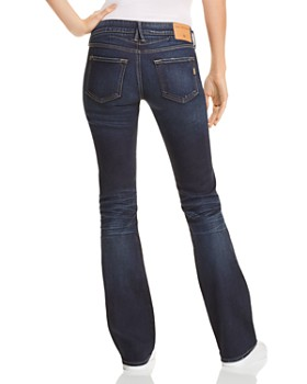 True Religion - Becca Perfect Bootcut Jeans in Old School Navy