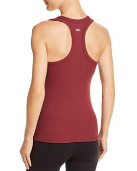 Alo Yoga - Support Rib-Knit Tank