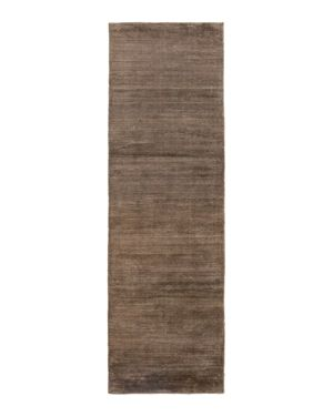 Solo Rugs Modern Hand-Knotted Runner Rug, 2'9 x 9'6