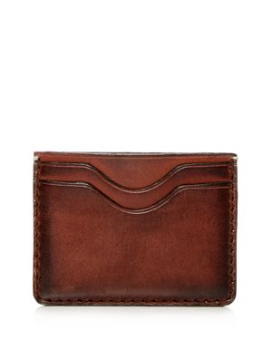 John Varvatos Star Usa Bushwick Leather Card Case