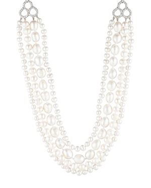 Carolee Cultured Freshwater Pearl Necklace, 16