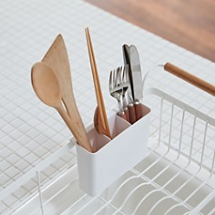 Yamazaki - Tosca Over-The-Sink Dish Drainer Rack