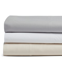 Coyuchi Organic Cotton 300TC Percale Sheet Set, California King - Bloomingdale's_0