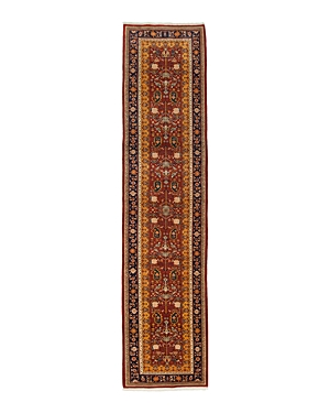 Solo Rugs Gabbeh Carolyn Hand-Knotted Runner Rug, 2'10 x 12'9