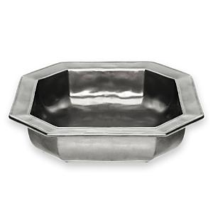 Juliska Pewter Stoneware Square Baking Dish, 10.5-Home