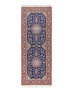 Solo Rugs - Isfahan Carolina Hand-Knotted Rug Collection
