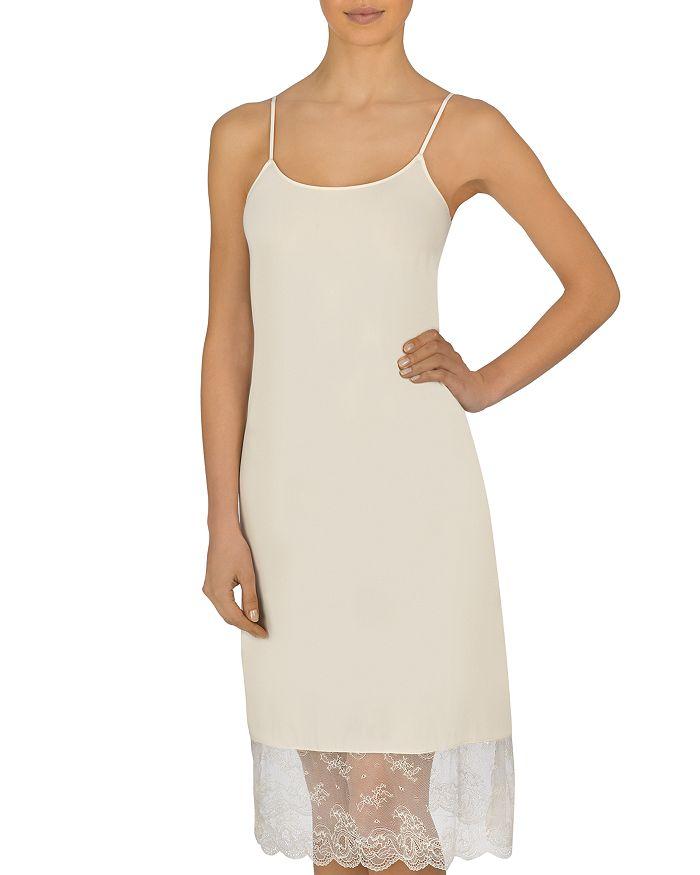 Natori - Infinity Lace-Trim Slip Dress