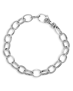 Lagos Sterling Silver Links Bracelet-Jewelry & Accessories