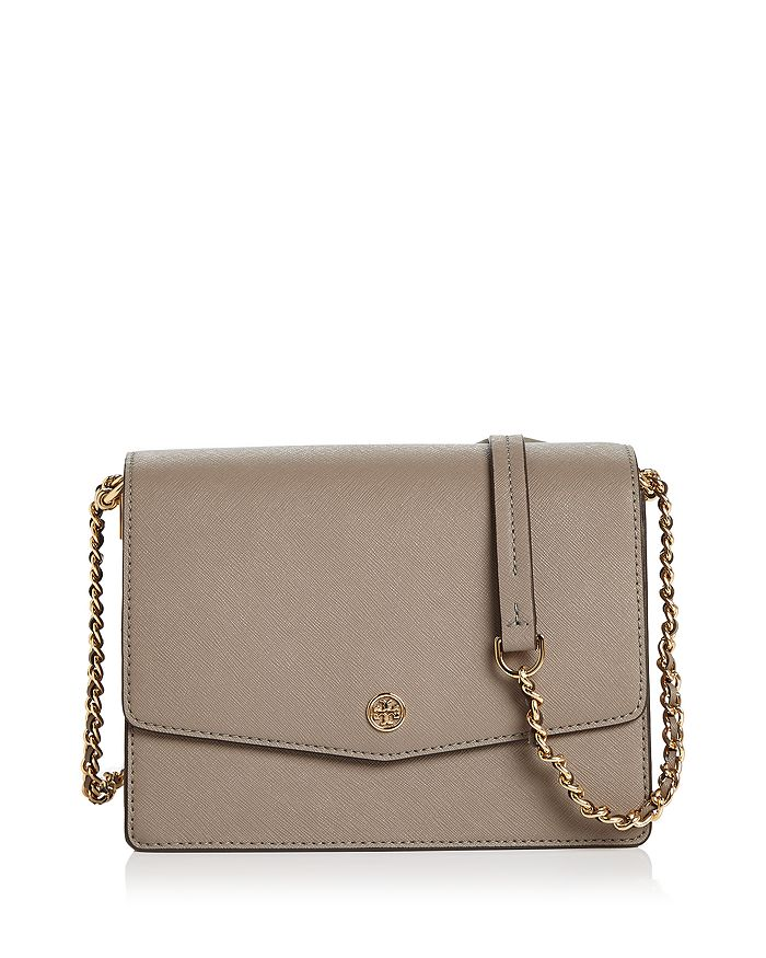 db4b560e020b Tory Burch - Robinson Convertible Leather Shoulder Bag