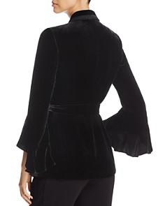 Kobi Halperin - Beverly Velvet Bell Sleeve Jacket