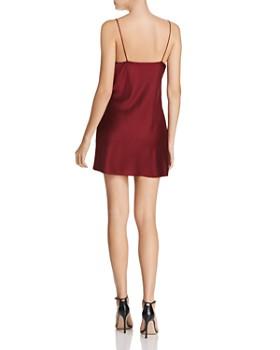 CAMI NYC - Axel Silk Mini Dress