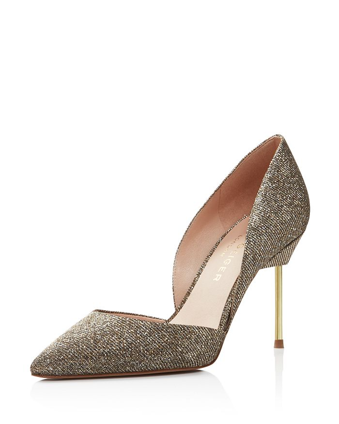Kurt Geiger KURT GEIGER WOMEN'S BOND POINTED-TOE PUMPS