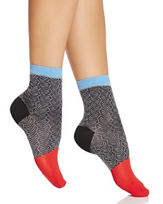 Happy Socks Hysteria Jill Ankle Socks - Bloomingdale's_0