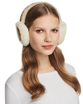 UGG® - Shearling Bluetooth Earmuffs