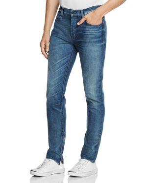Vaughn Ankle-Zip Skinny Fit Jeans In Franklin