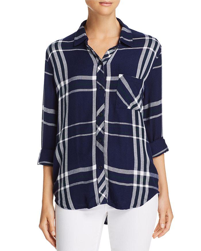 7a7b36bd2ad46 Rails - Hunter Plaid Shirt - 100% Exclusive